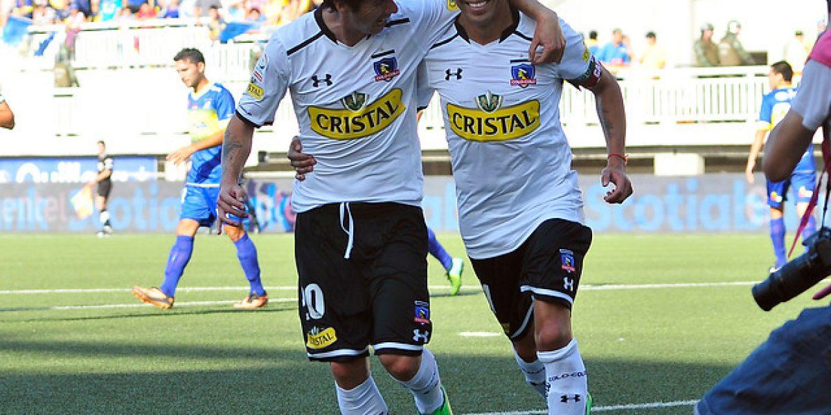 Sigue sumando: Colo Colo vence a Everton y consigue su segundo triunfo