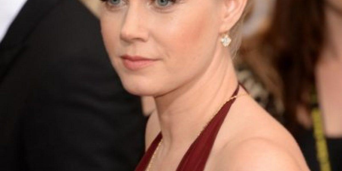 Amy Adams gana el Globo de Oro a Mejor actriz de comedia en el cine