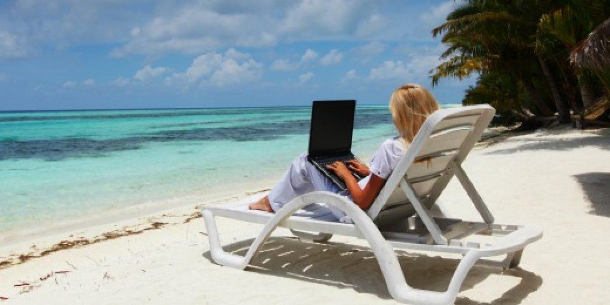 Cómo desconectarse durante vacaciones