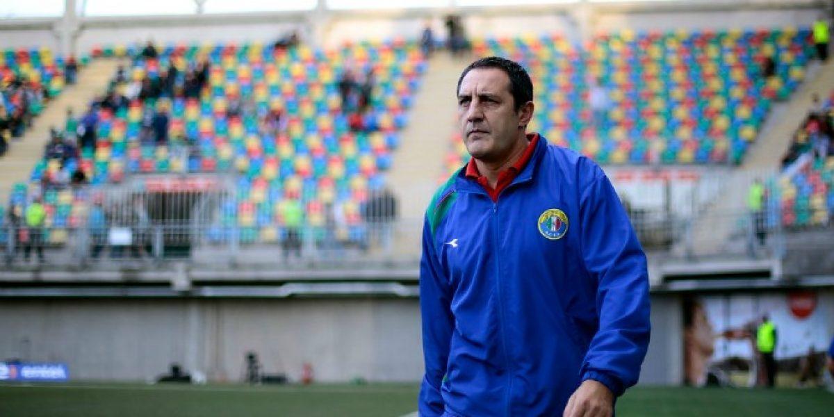 Ex técnico de Audax Italiano encontró club en México