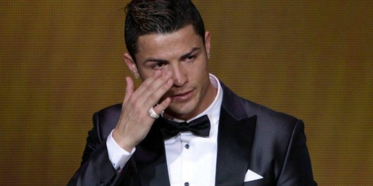 Así reaccionaron en Twitter con el Balón de Oro de Cristiano Ronaldo
