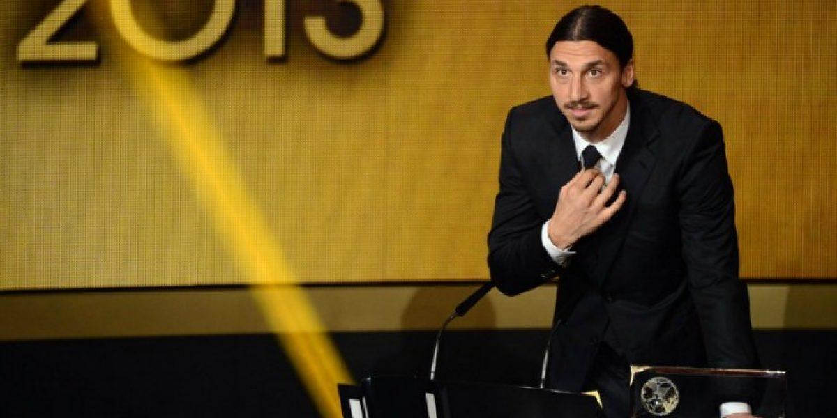 Video: ¡No hay duda! Chilena de Ibrahimovic se queda con el Premio Puskas