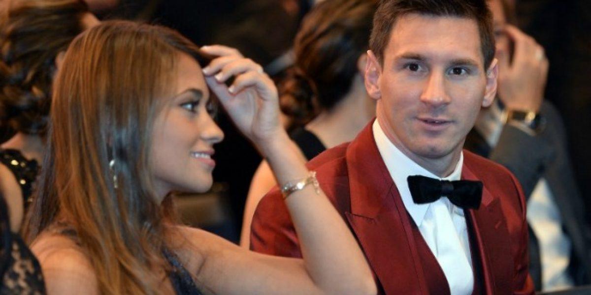 Lionel Messi y el premio a CR7: