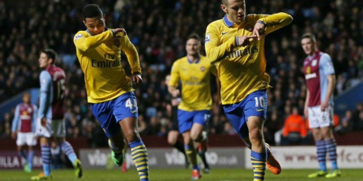 ¡Imparable! Arsenal baja al City de la cima tras triunfo ante Aston Villa