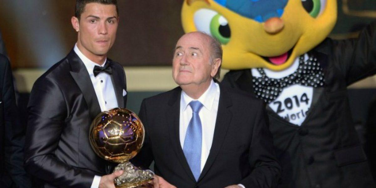 Cristiano Ronaldo agredeció a sus compañeros y aseguró estar