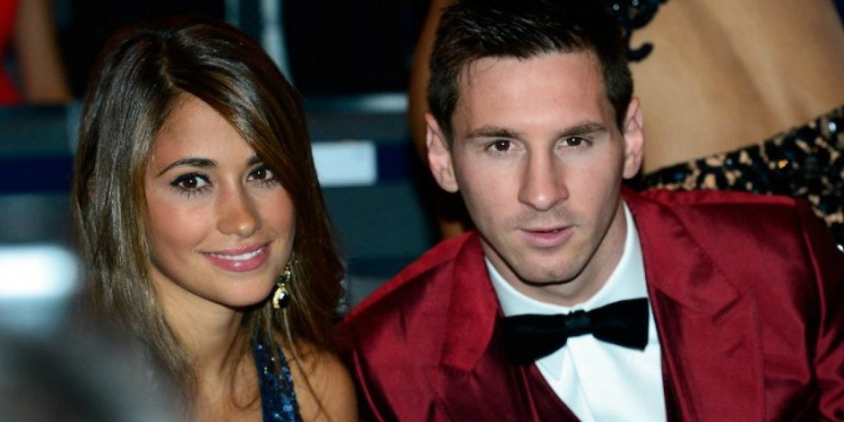 ¿Lionel Messi repartidor de pizza?