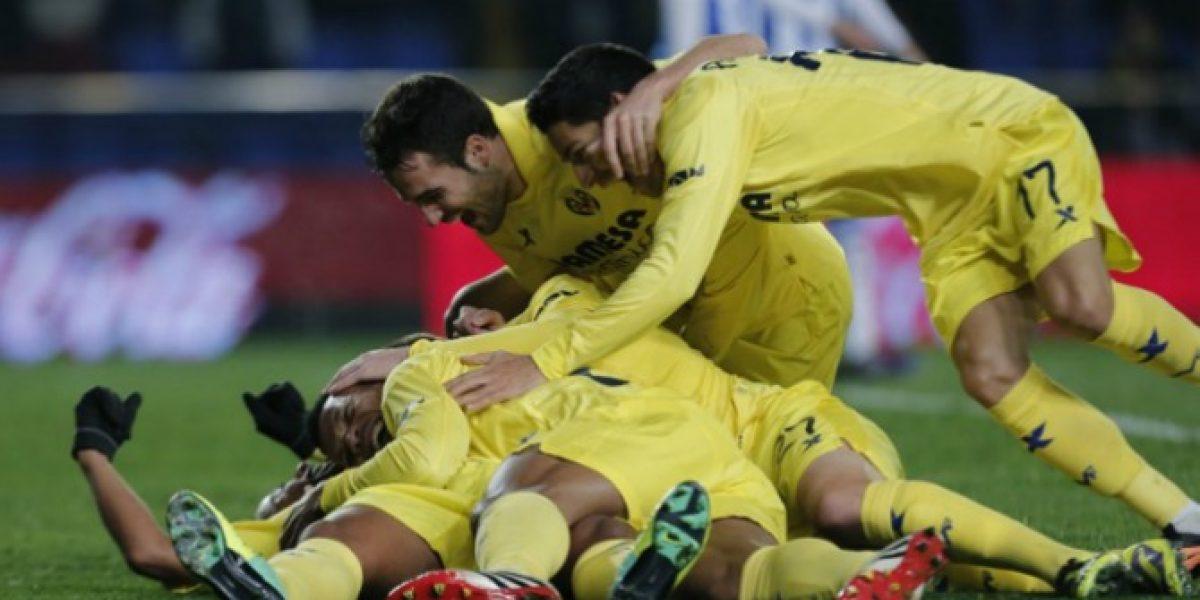 Real Sociedad de Claudio Bravo cae por goleada ante Villarreal