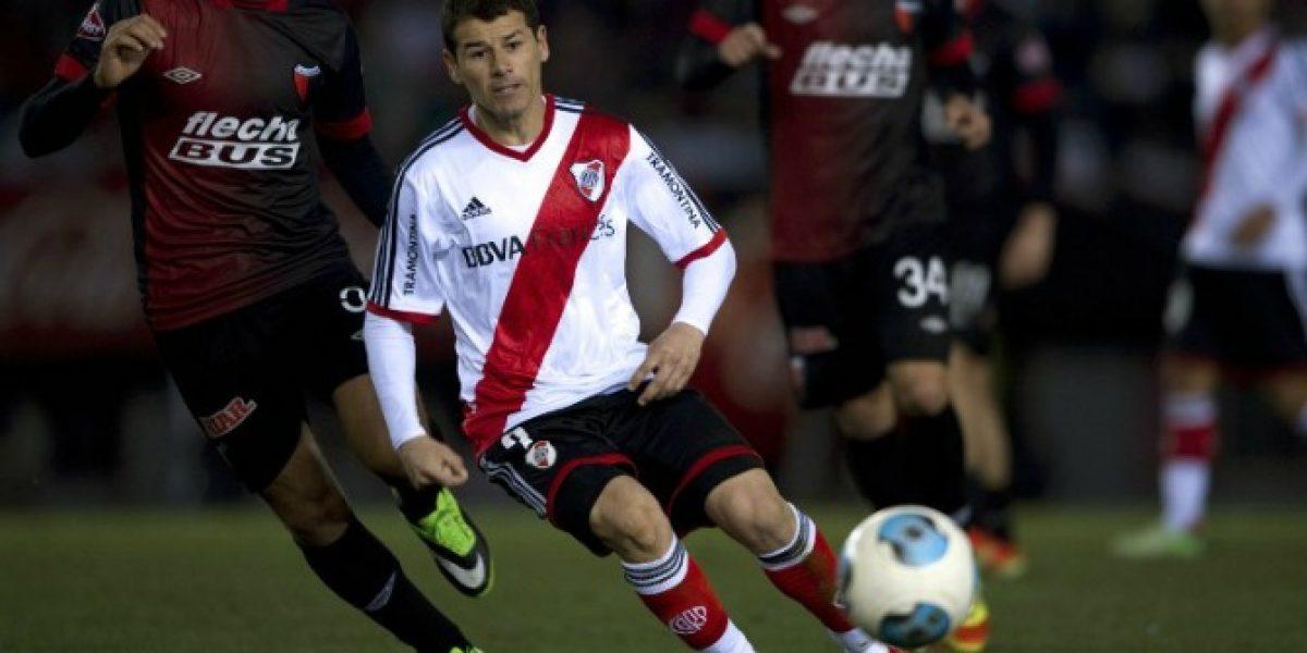 Las condiciones en las que llega Rodrigo Mora a la U desde River Plate
