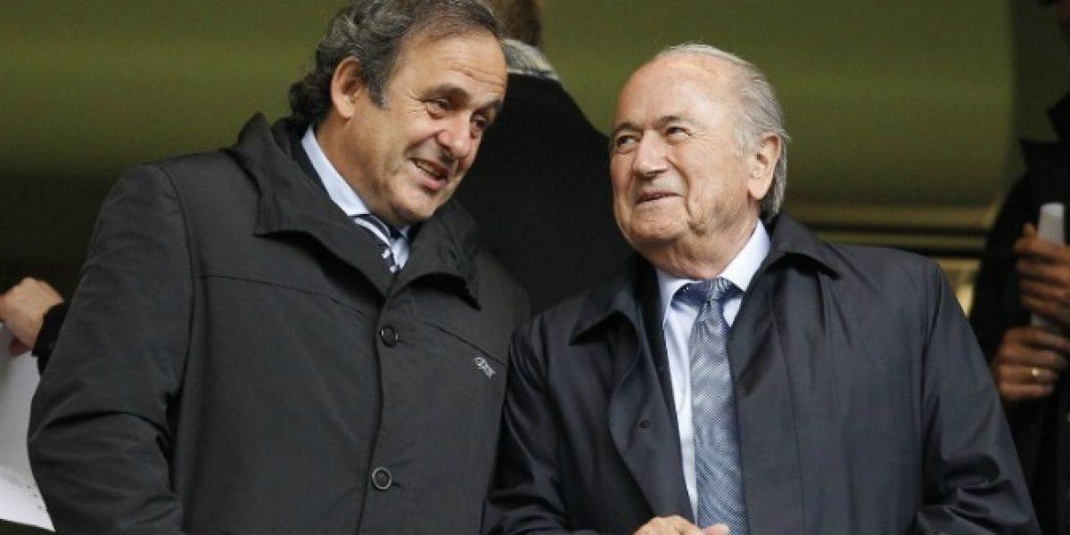 Platini y el cambio de fecha de Qatar 2022: