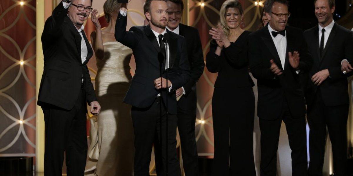 Los Globos de Oro premian a la serie de TV