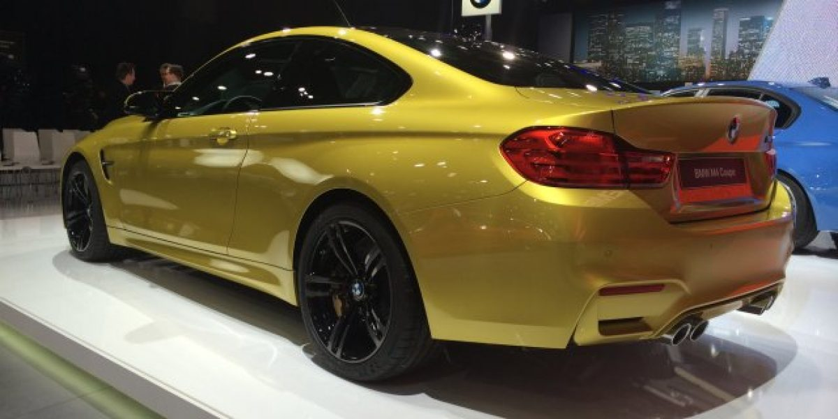 ¡Salón de Detroit En Vivo! Lo nuevo de BMW