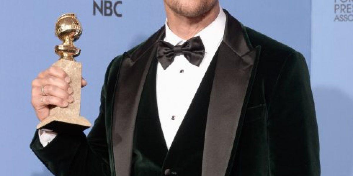 Matthew McConaughey gana el Globo de Oro a Mejor actor dramático en el cine
