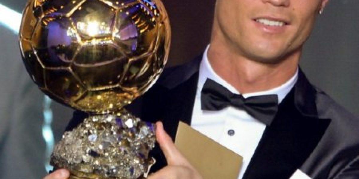 CR7 y el Balón de Oro: