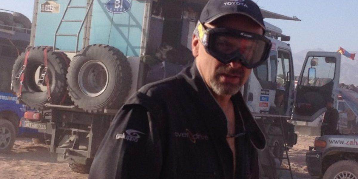 El campamento de Calama volvió a defraudar a los pilotos del Dakar