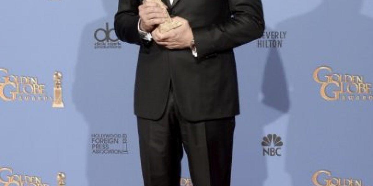 Leonardo DiCaprio gana el Globo de Oro al Mejor actor de comedia por