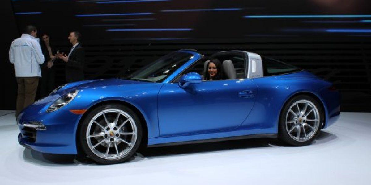 ¡Salón de Detroit En Vivo! Esto es lo nuevo de Porsche