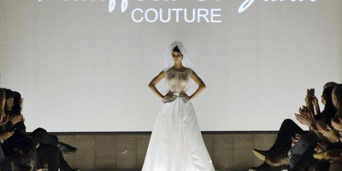 Transparencias marcan tendencias en la Fashion Week de Berlín