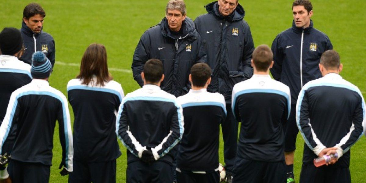 Pellegrini está feliz: podrá contar con su máxima figura para encuentro por la FA Cup