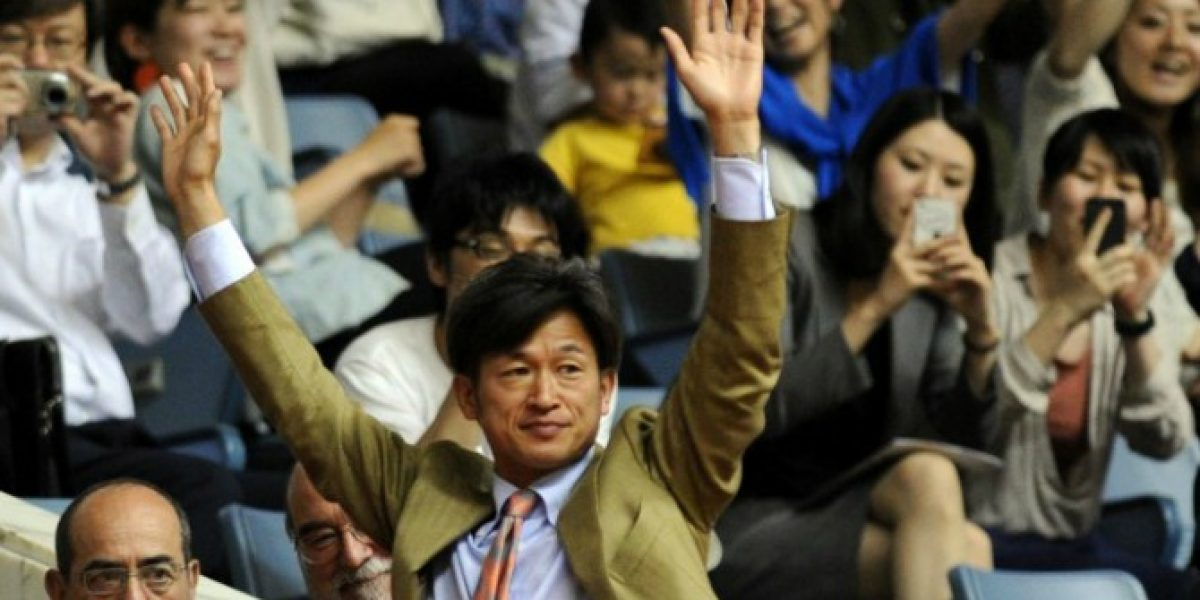 Kazuyoshi Miura: El futbolista más longevo del mundo renovó su contrato en el Yokohama F.C