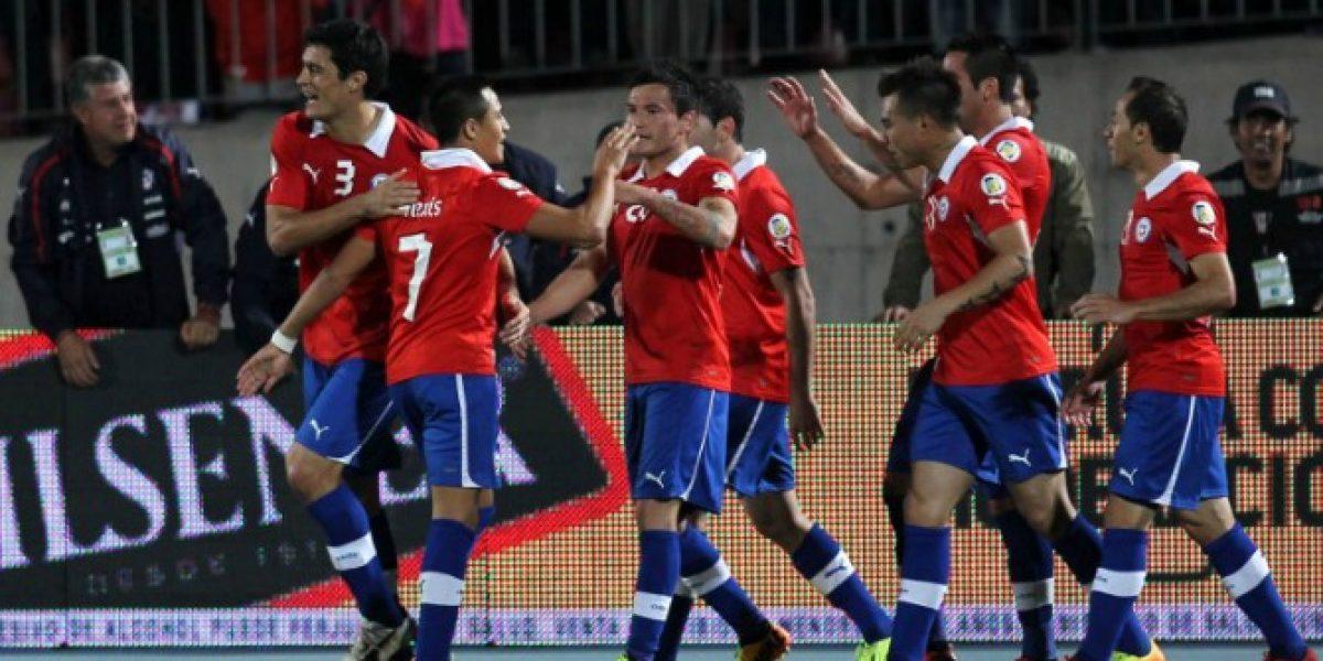 ¡Atención hinchas! Conoce los precios de las entradas para el amistoso entre Chile y Costa Rica