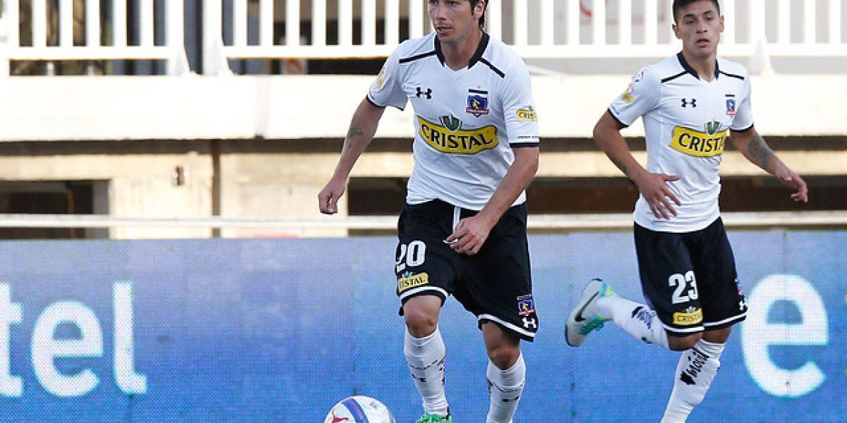 El regreso de Paredes: con esta formación Colo Colo jugaría ante Antofagasta