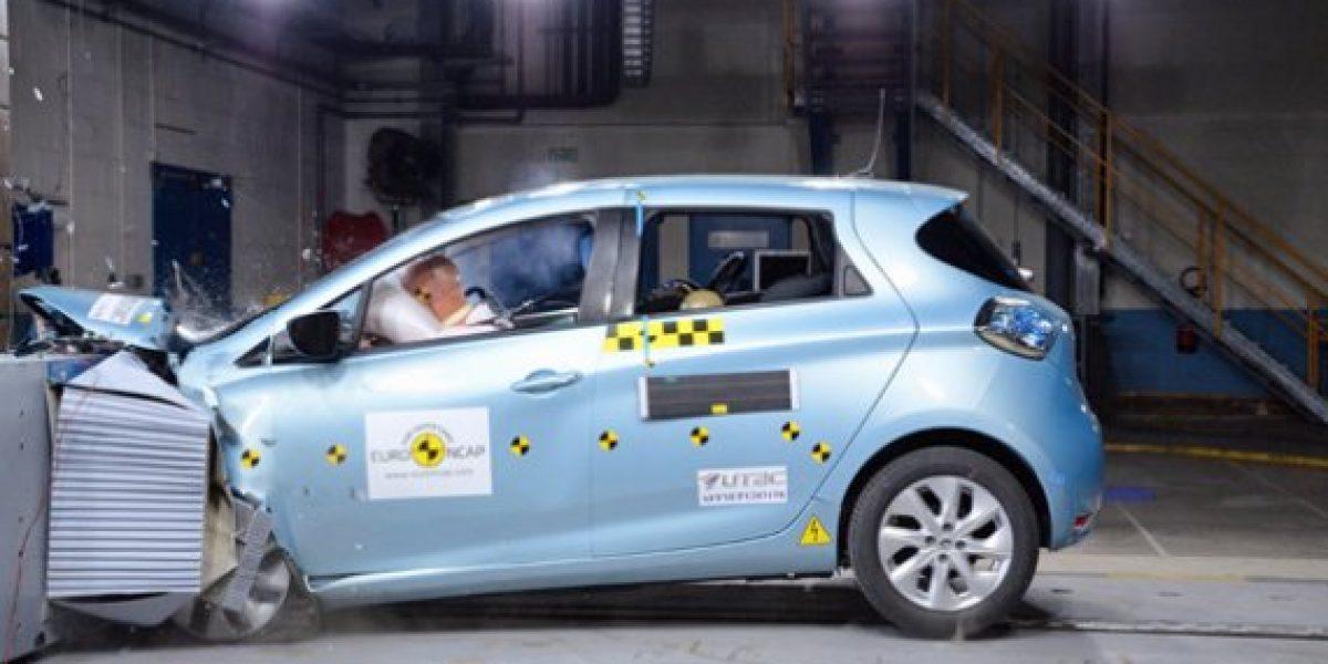 Renault ZOE: el citycar eléctrico que deslumbra en seguridad