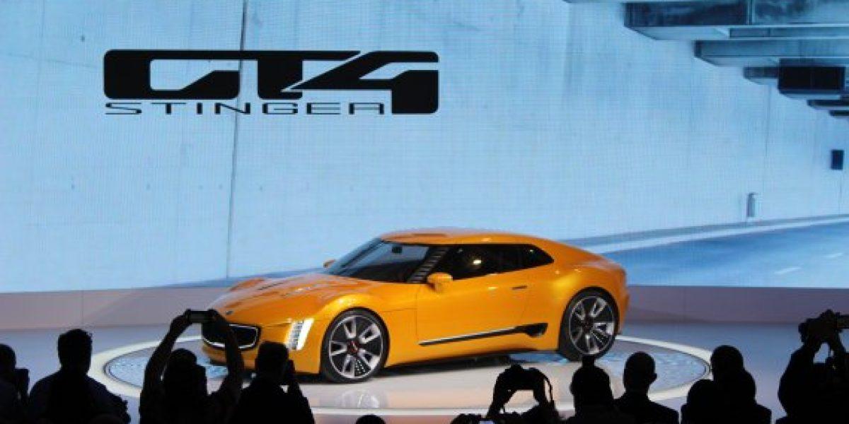 ¡Salón de Detroit En Vivo! Este es el nuevo Kia GT4 Stinger
