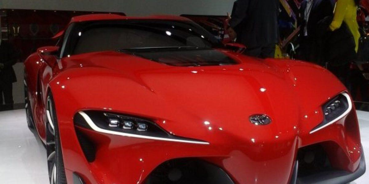¡Salón de Detroit En Vivo! Conoce lo nuevo de Toyota