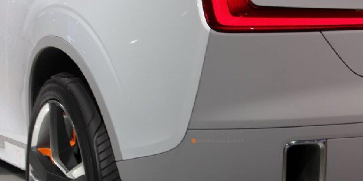 ¡Salón de Detroit En Vivo! Mira el Volvo Concept XC Coupé