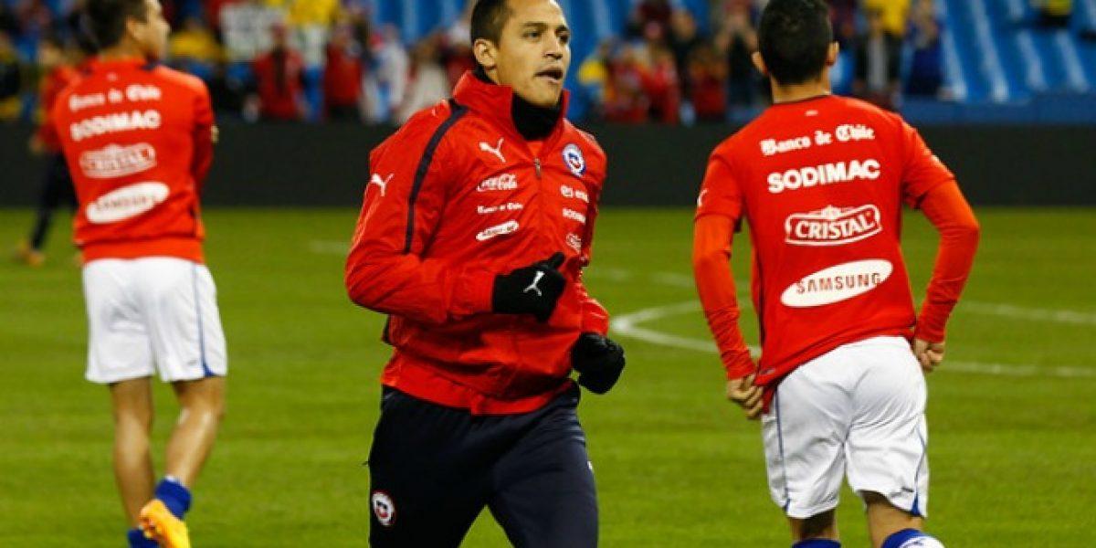 Chile busca rivales para amistoso ante la inminente baja de Rumania
