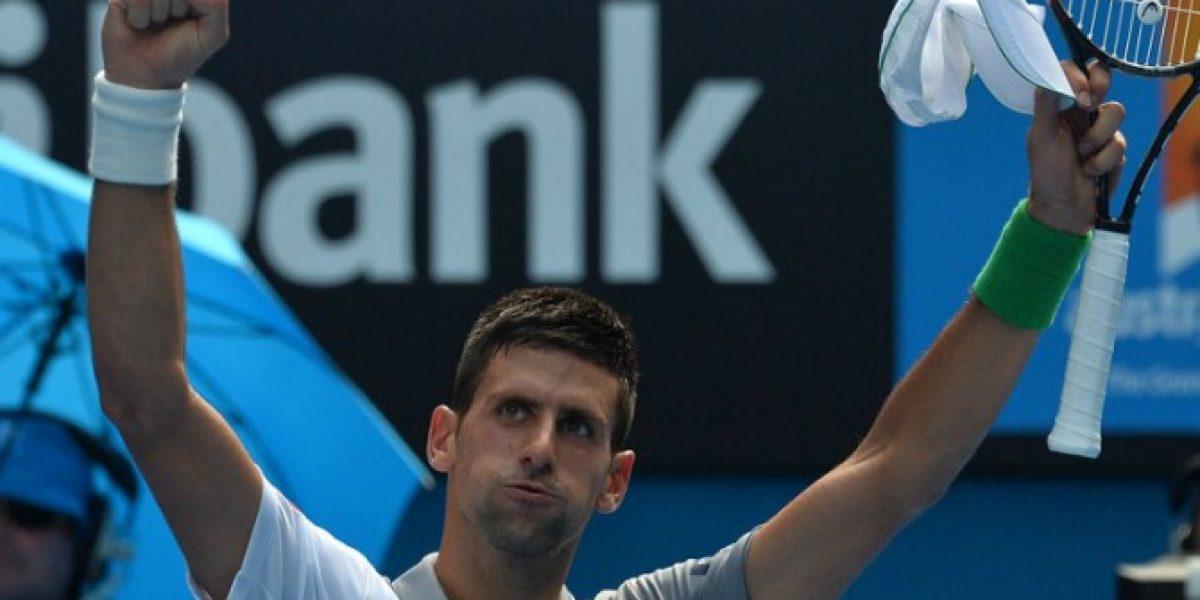Resumen: Djokovic y Berdych arrasaron en el Abierto de Australia