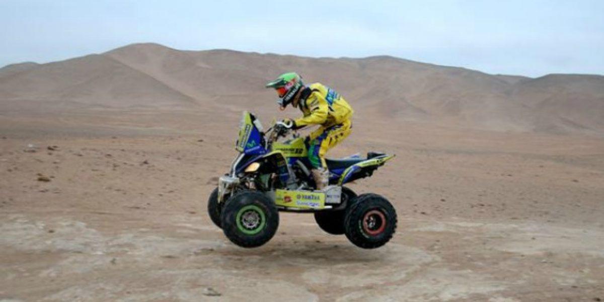 Casale sigue firme en el Dakar: aumentó su ventaja en la clasificación general