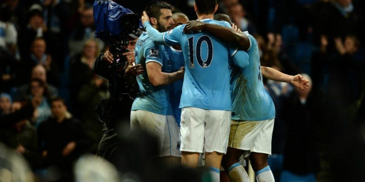 Ingeniería perfecta: Manchester City apabulló a Blackburn y avanzó en la FA Cup
