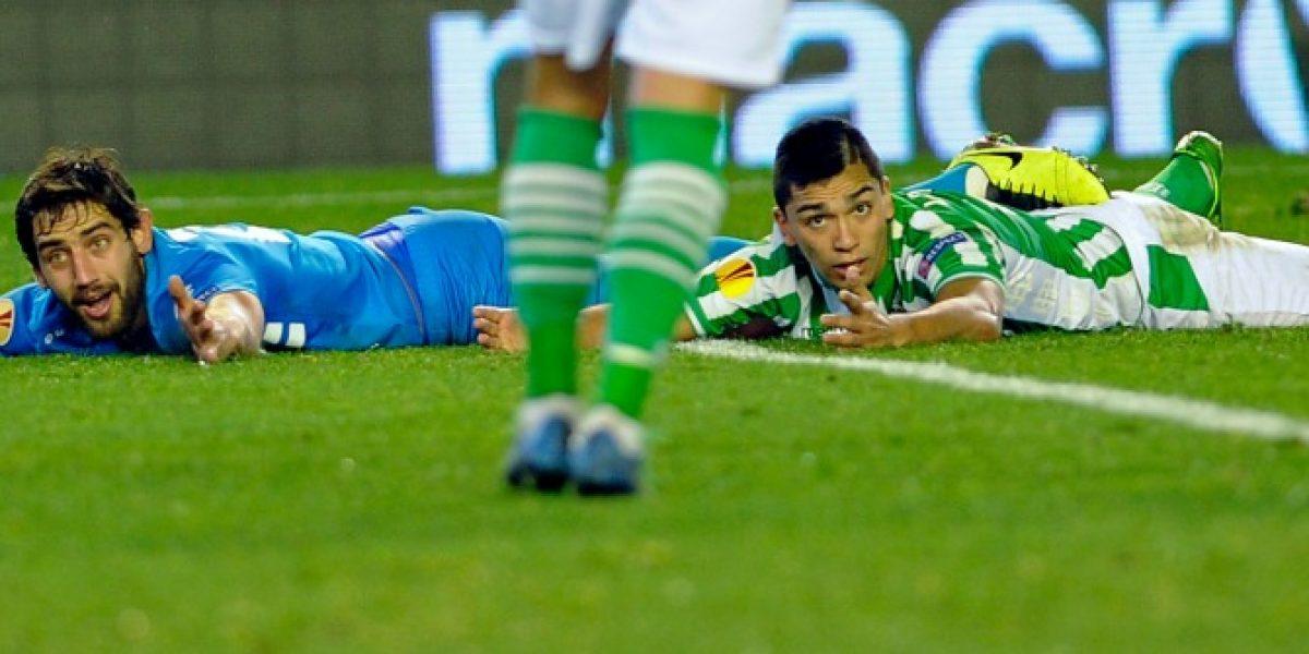 Lorenzo Reyes y Betis dijeron adiós a la Copa del Rey al caer ante el Athletic