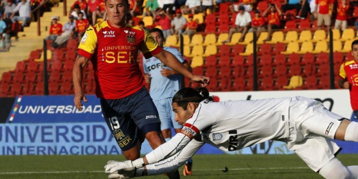 Unión Española sigue sin ganar en el Clausura tras empatar ante Deportes Iquique