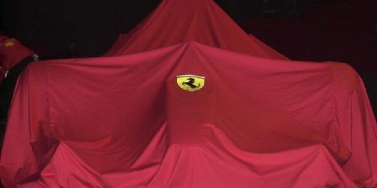 ¿Te gustaría ponerle nombre al siguiente Ferrari de F1?