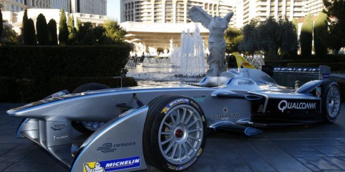 Michelin desarrolló nuevo neumático para el campeonato de Fórmula E