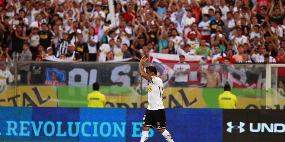 En Directo: Con Esteban Paredes como titular Colo Colo quiere alcanzar la cima del Clausura