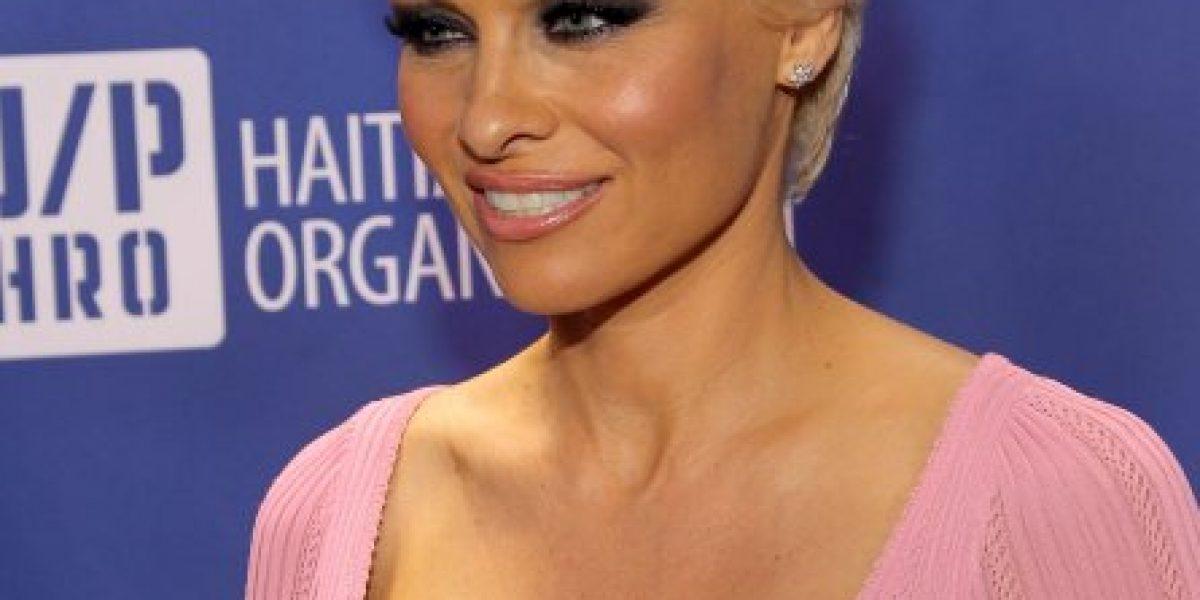 Pamela Anderson vuelve a casarse con su ex marido Rick Salomon en secreto