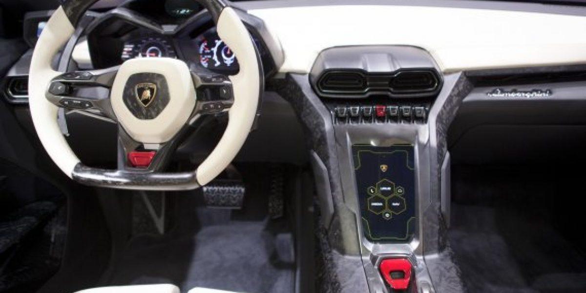 ESTRENO:Lamborghini lanzará un SUV de lujo para el 2017