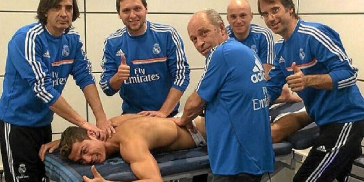 La promesa que deberá pagar Cristiano Ronaldo tras obtener el Balón de Oro