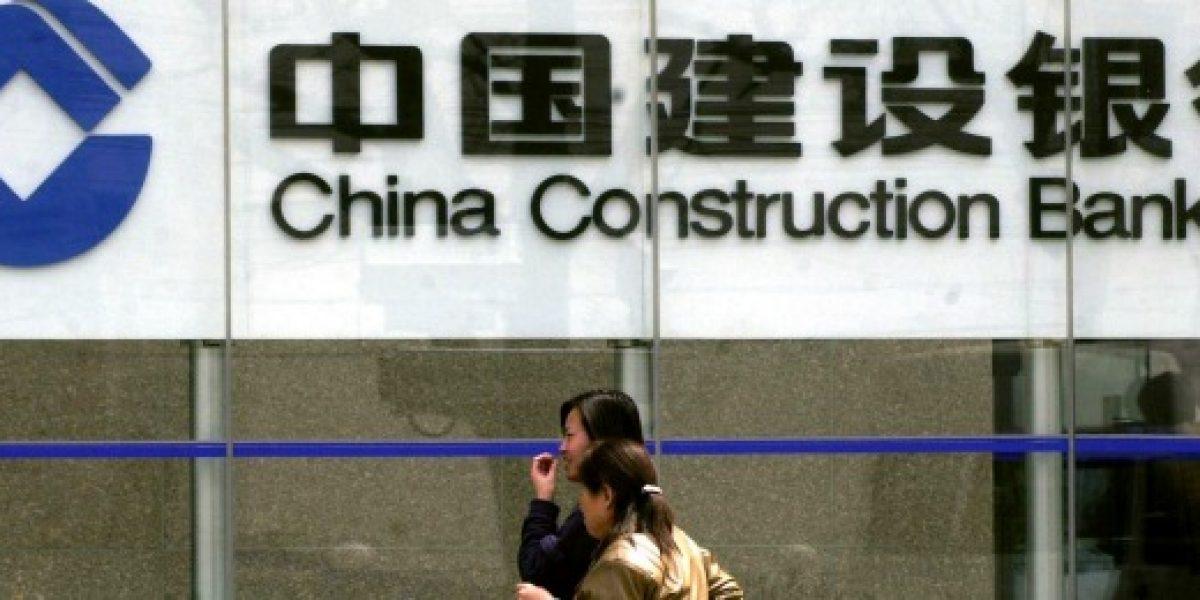 Banco chino pide licencia a Sbif para operar en Chile