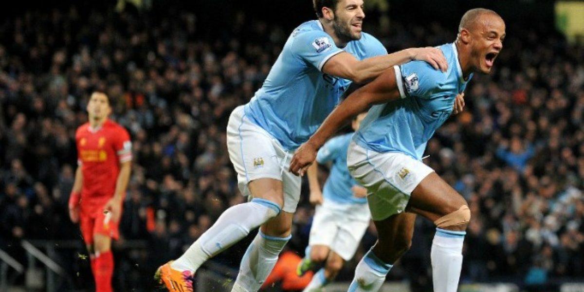 El increíble récord que podría romper el Manchester City este fin de semana