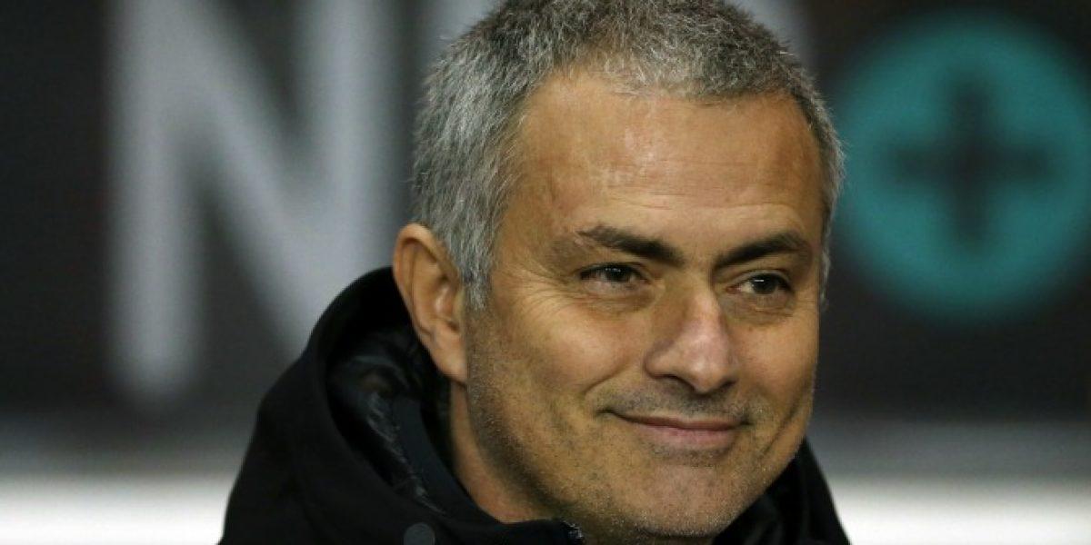 Mourinho critica la Liga Española:
