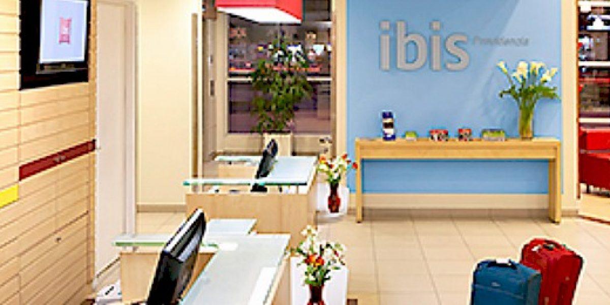 Grupo Accor inaugura su tercer hotel Ibis en Santiago
