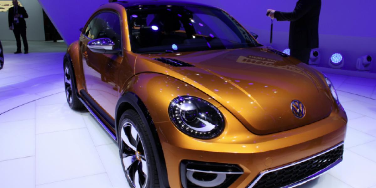 Conoce al nuevo Volkswagen Beetle Dune