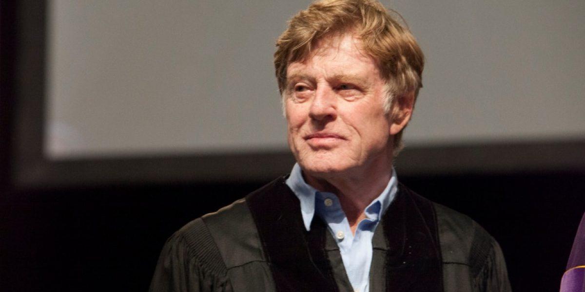 Robert Redford culpa a su estudio por el desaire en los Oscars