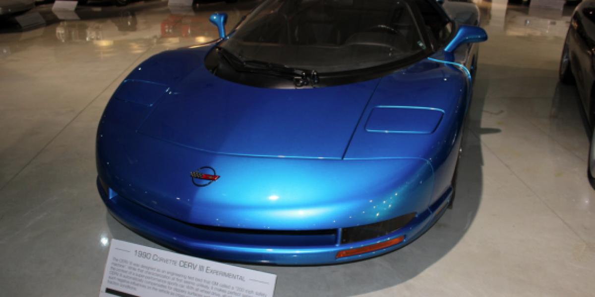 El increíble museo de General Motors en Detroit