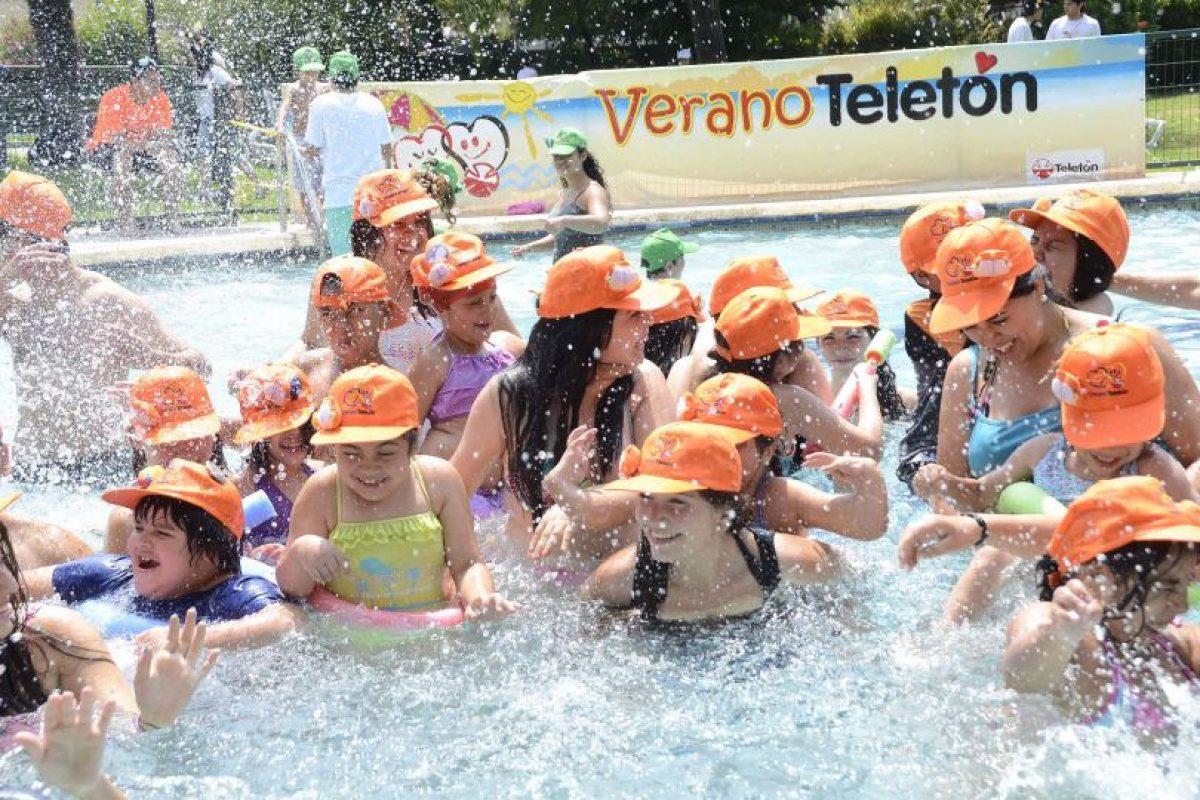 Foto:Mario Ahumada / Fundación Teletón. Imagen Por: