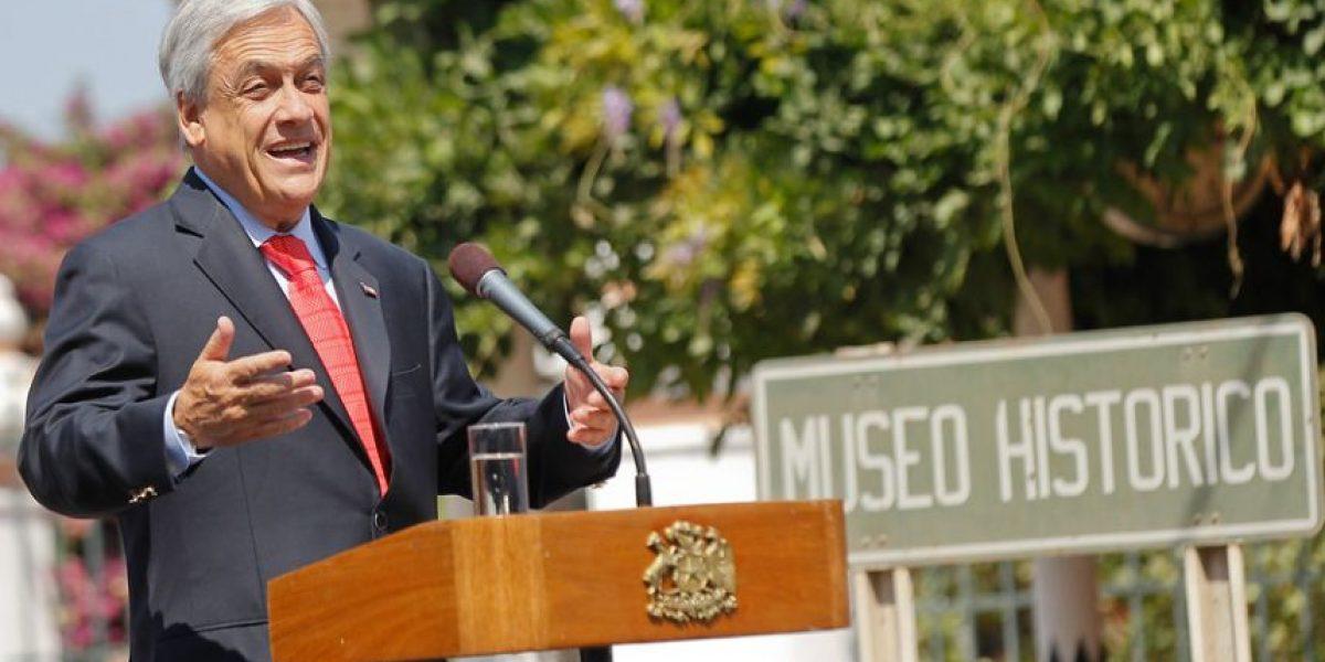 [Fotos] Piñera reúne a sus ministros en hacienda de Colchagua para hacer balance final del Gobierno